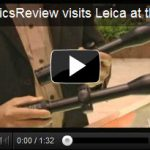Leica's New Rifle Scopes