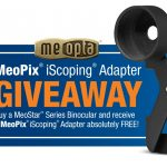 MEOPTA USA Offers The MeoPix® iScoping® Adapter Giveaway