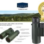 Kahles Binoculars Reviewed in Shooting Sports Magazine