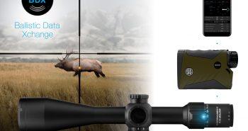 Sig Sauer BDX Rifle Scopes and Rangefinders